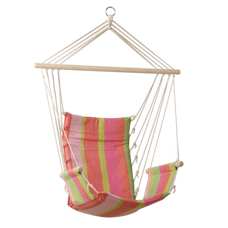 Byer of Maine Amazonas Palau Summer Stripe Fabric Hammock Chair