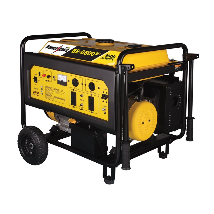 BE Pressure 5500-Running Watts Portable Generator