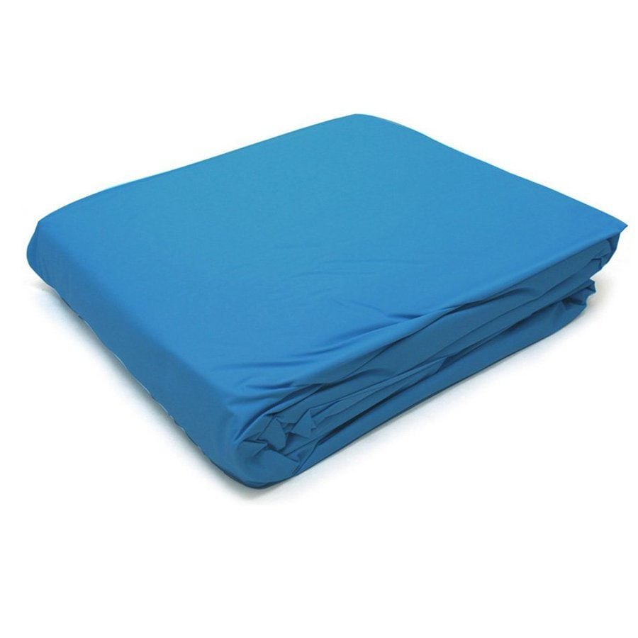 Splash Pools 0.2-mils Blue Vinyl Pool Liner