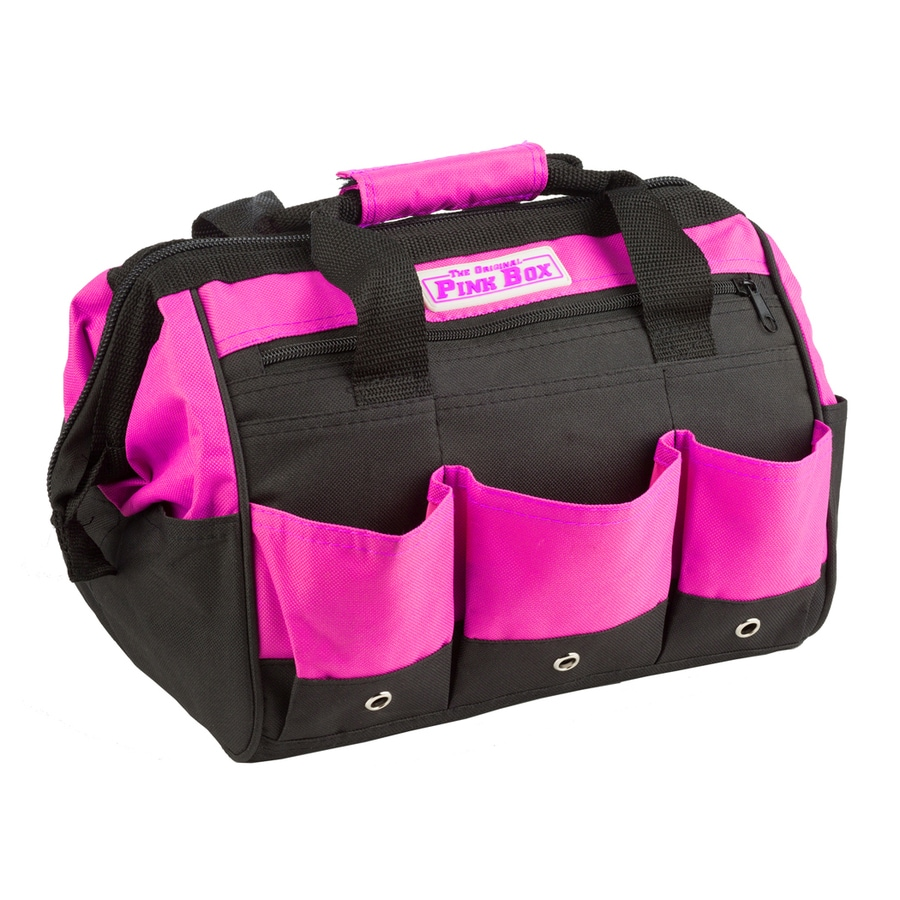 Original Pink Box Household Tool Set with Soft Case (30-Piece)