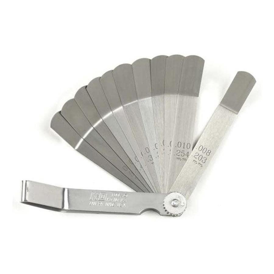 KD Tools Automotive Valve/Tappet Gauge Blade Type