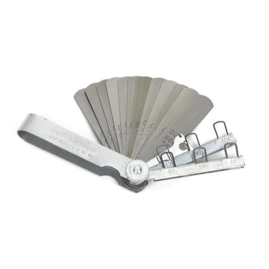 KD Tools Automotive Spark Plug Gap and Feeler Gauge Blade Type