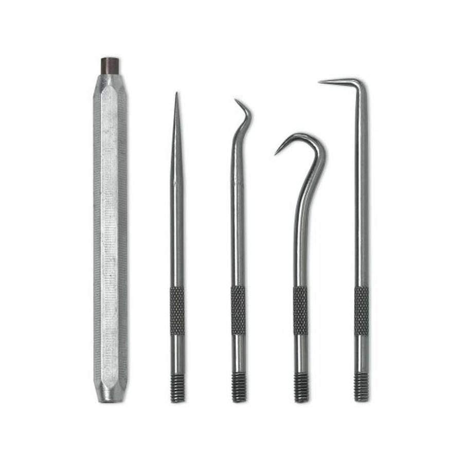KD Tools Automotive 5 Piece Pick and Hook Set