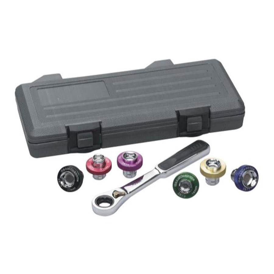 KD Tools Automotive Magnetic Drain Plug Socket Set