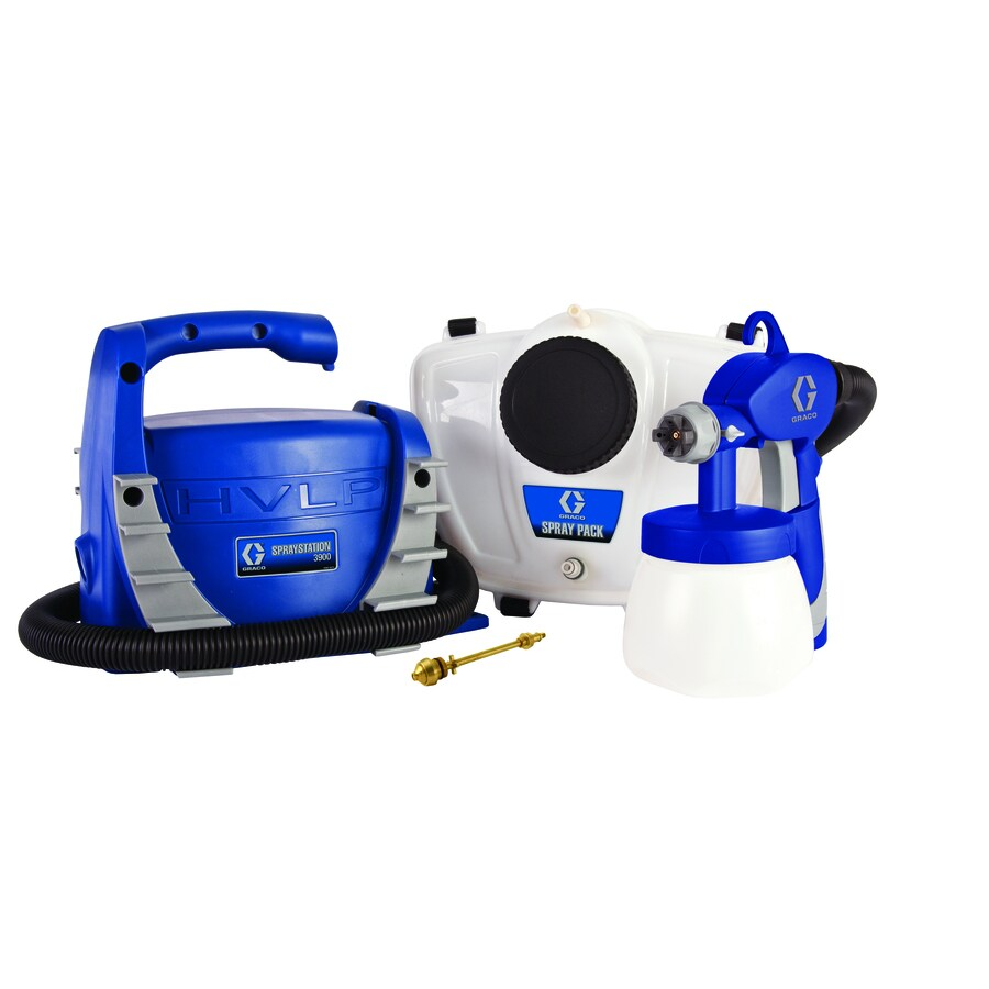 Graco Spray Station 3900 3-PSI Handheld High-Volume Low-Pressure Paint Sprayer