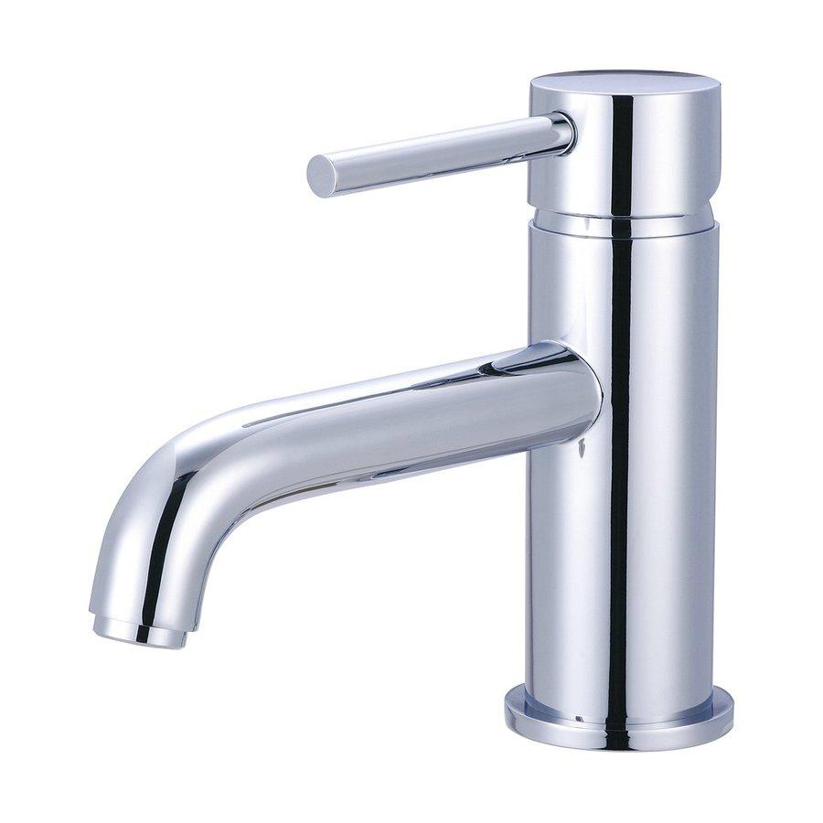 Pioneer Industries Motegi Polished Chrome 1-Handle Single Hole WaterSense Bathroom Faucet