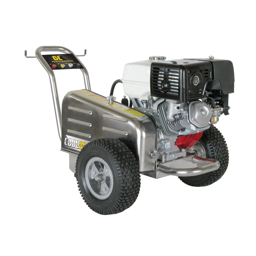 BE Pressure 4000-PSI 3.5-GPM Cold Water Gas Pressure Washer