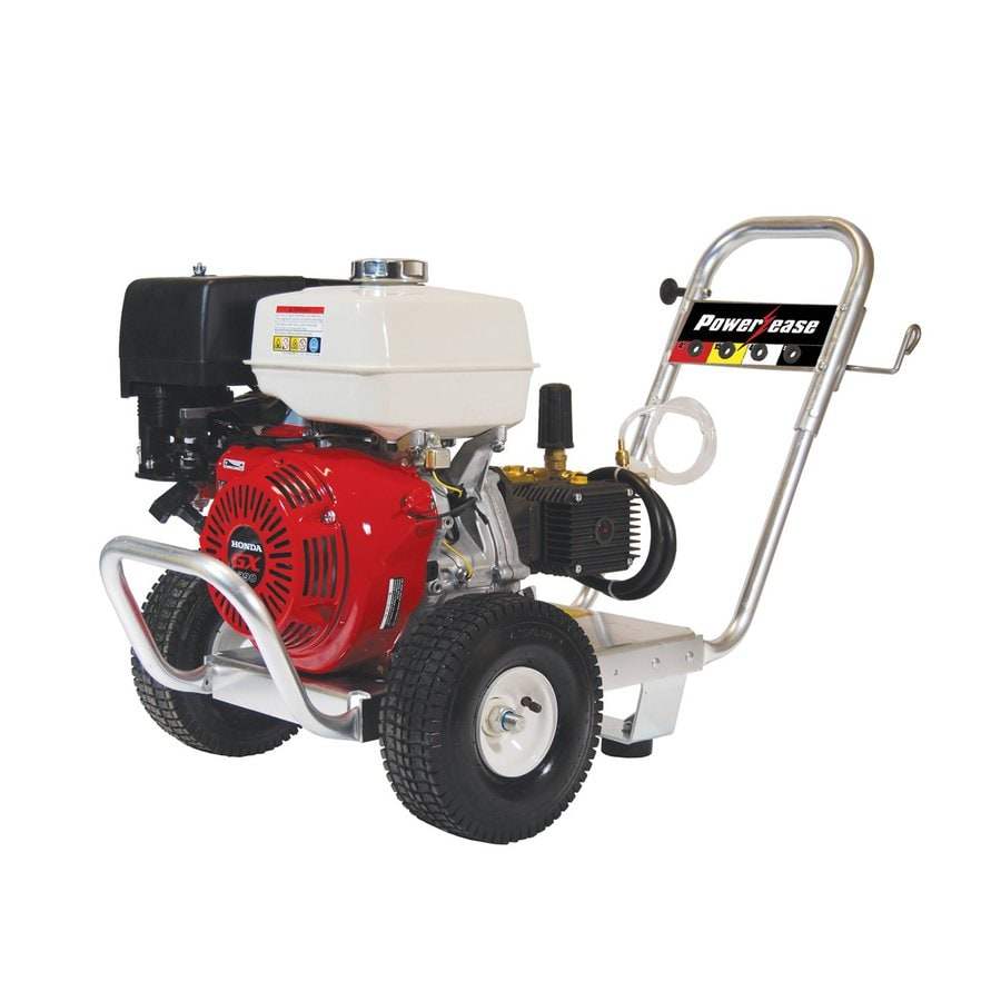 BE Pressure 4000-PSI 4-GPM Carb Compliant Cold Water Gas Pressure Washer