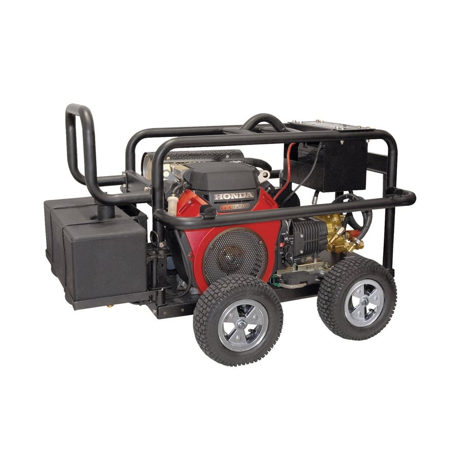 BE Pressure 5000-PSI 5-GPM Carb Compliant Cold Water Gas Pressure Washer