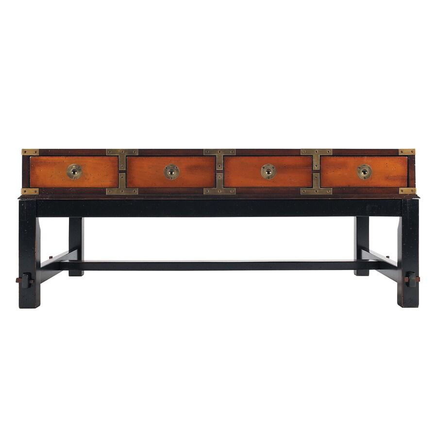 Authentic Models Honey Rectangular Coffee Table