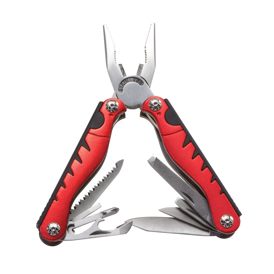TEKTON 10-Piece Spring Loaded Multi-Tool