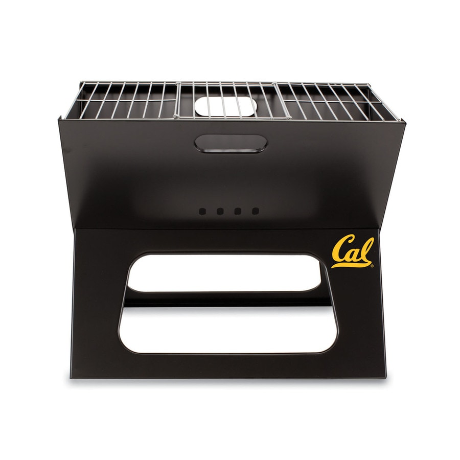 Picnic Time 203.5 Sq.-in California Golden Bears Portable Charcoal Grill