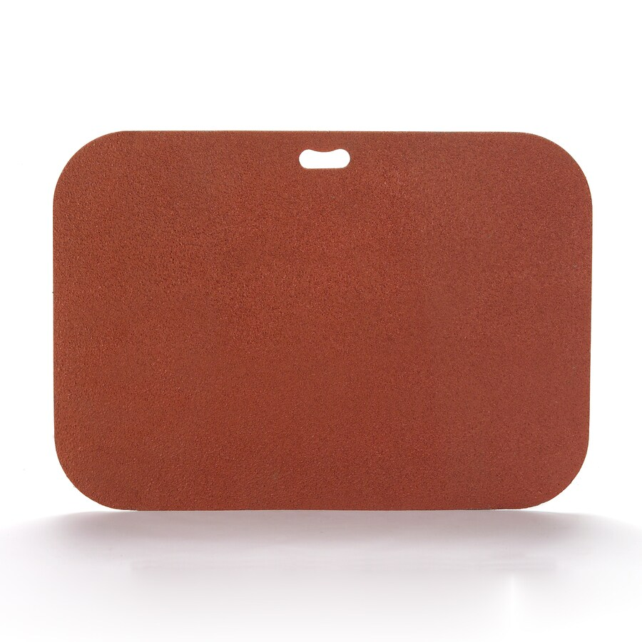 Heat Resistant Mortar Lowe S : Shop the quot original grill pad fiber cement rectangle brick