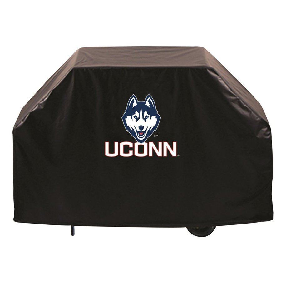 Holland University Of Connecticut Huskies Vinyl 72-in Cover