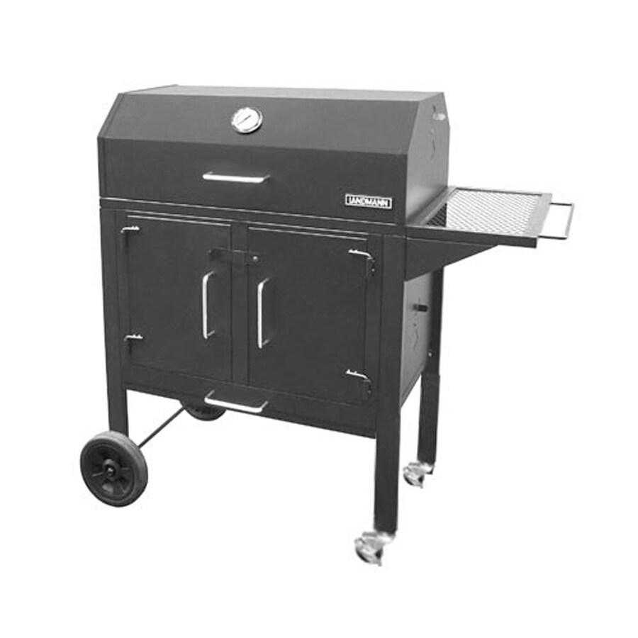 Landmann USA Black Dog Barrel Charcoal Grill