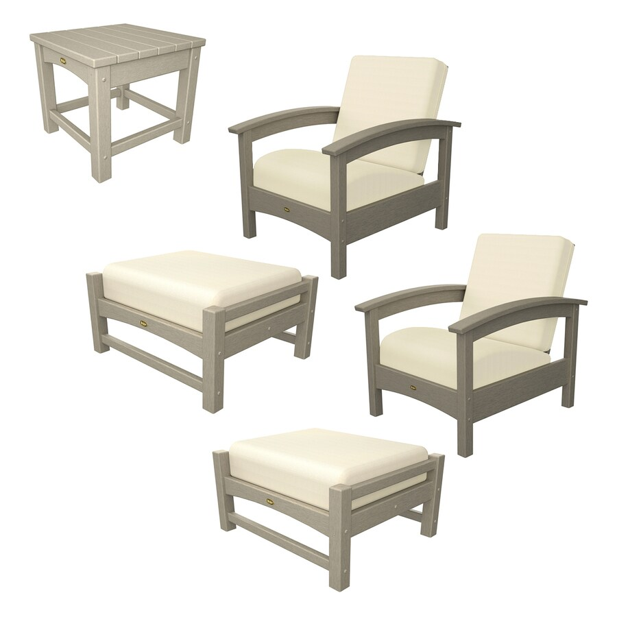 Outdoor patio furniture sets lowes attractive design for Outdoor furniture lowes