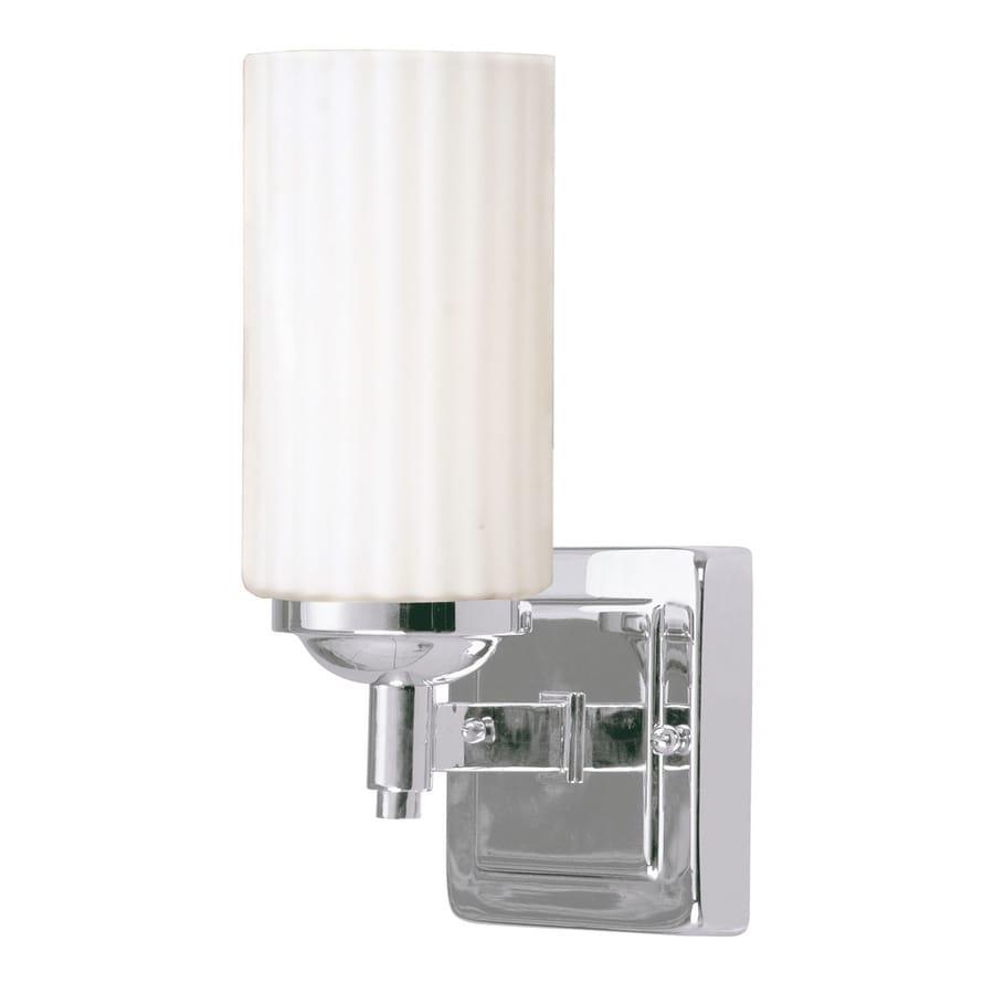 Livex Lighting Madison Chrome Bathroom Vanity Light
