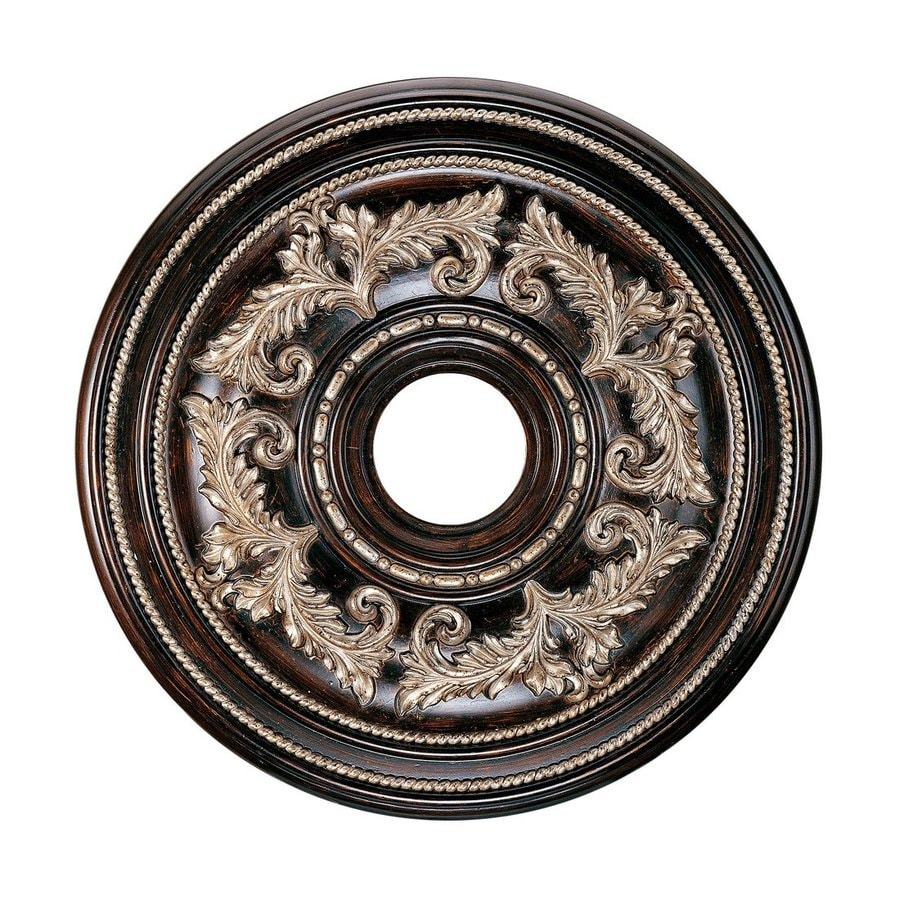 Livex Lighting Hand Rubbed Bronze Ceiling Medallion