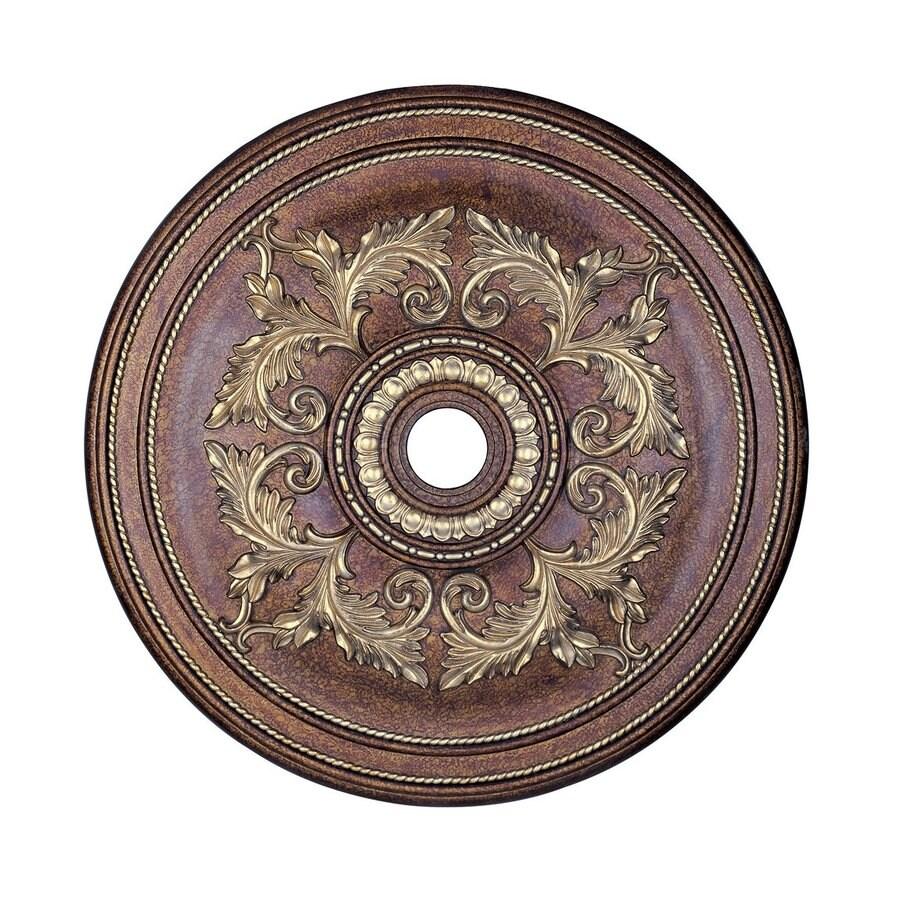 Livex Lighting Palacial Bronze Ceiling Medallion
