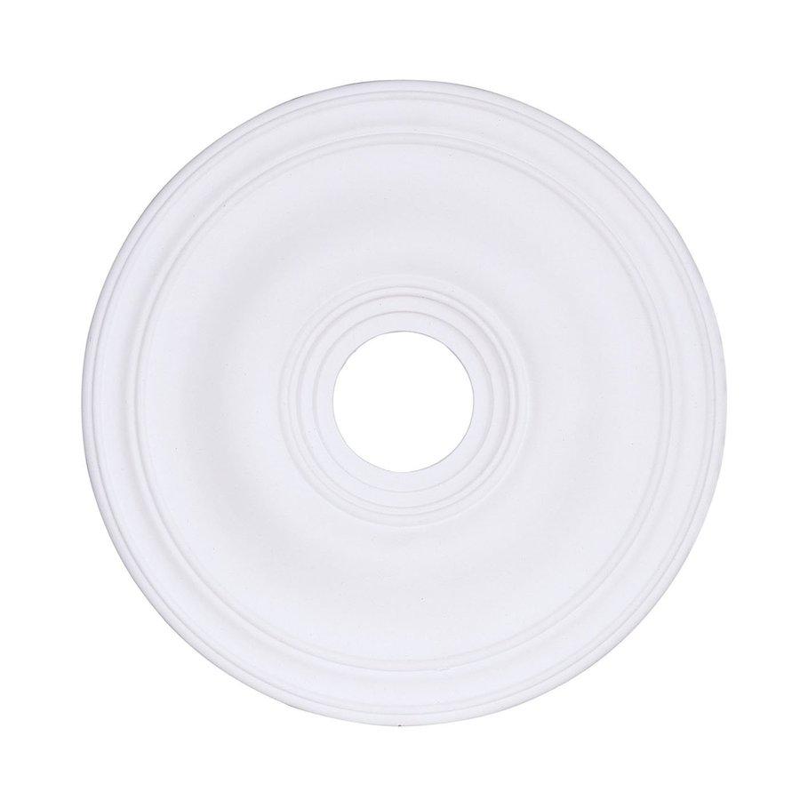 Livex Lighting 20-in x 20-in Polyurethane Ceiling Medallion