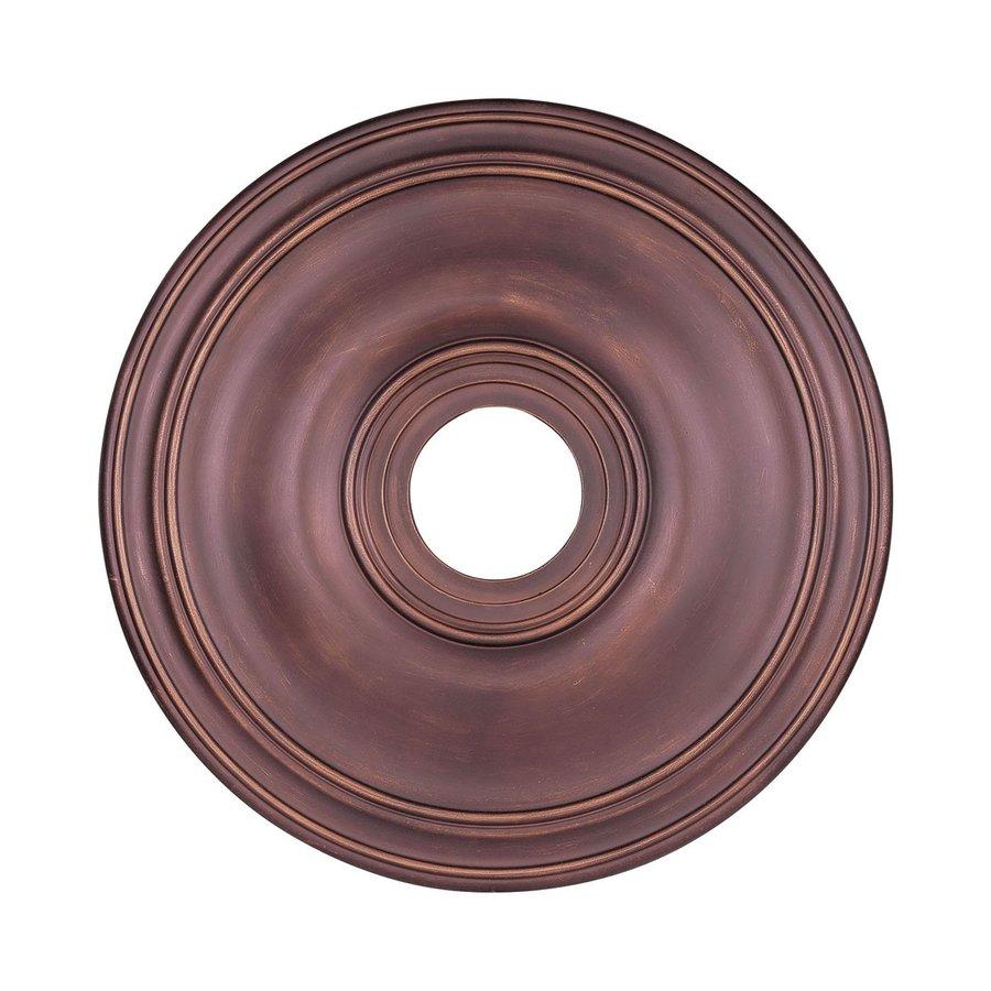 Livex Lighting Vintage Bronze Ceiling Medallion