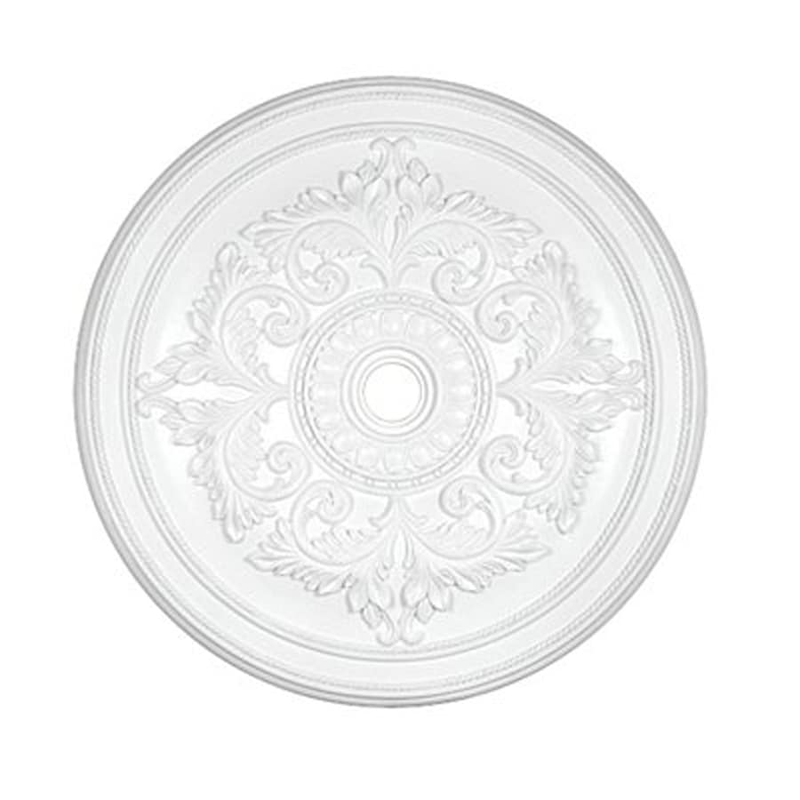Livex Lighting White Ceiling Medallion