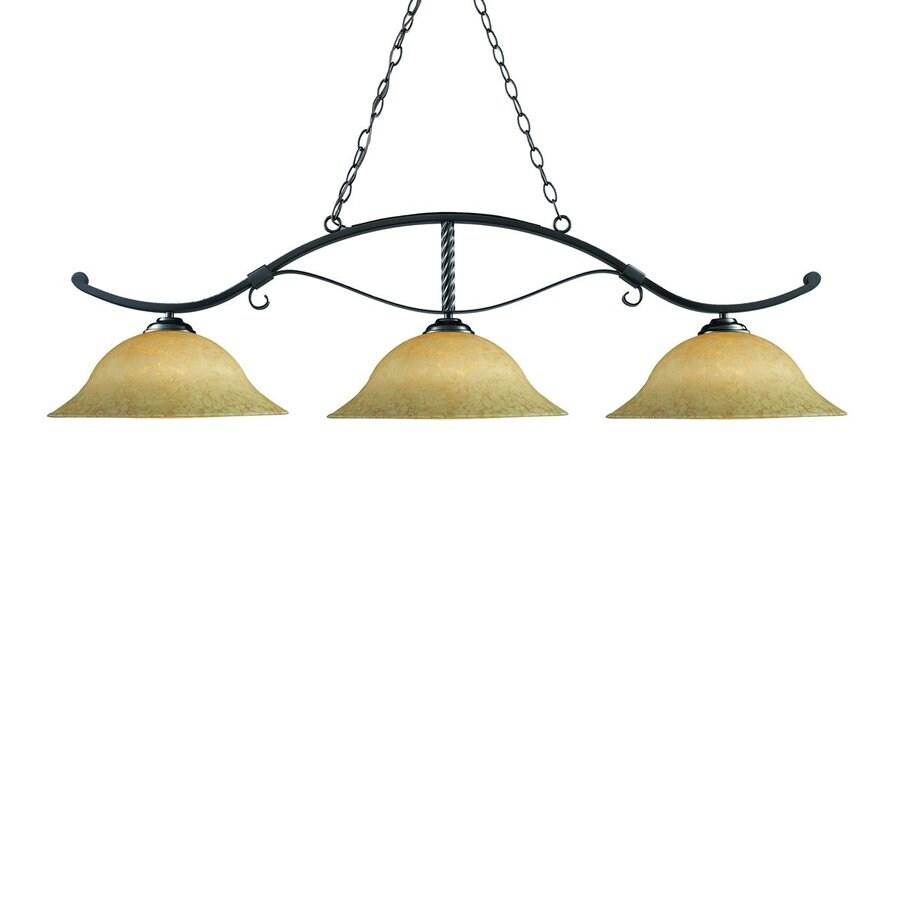 Z-Lite Players Bronze Pool Table Lighting