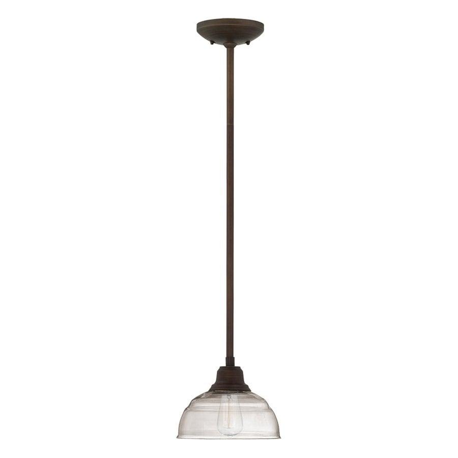 Shop Millennium Lighting Neo Industrial 8 In Bronze