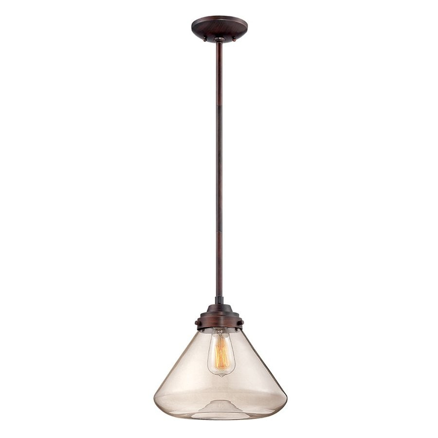 Shop Millennium Lighting 125 In W Bronze Hardwired