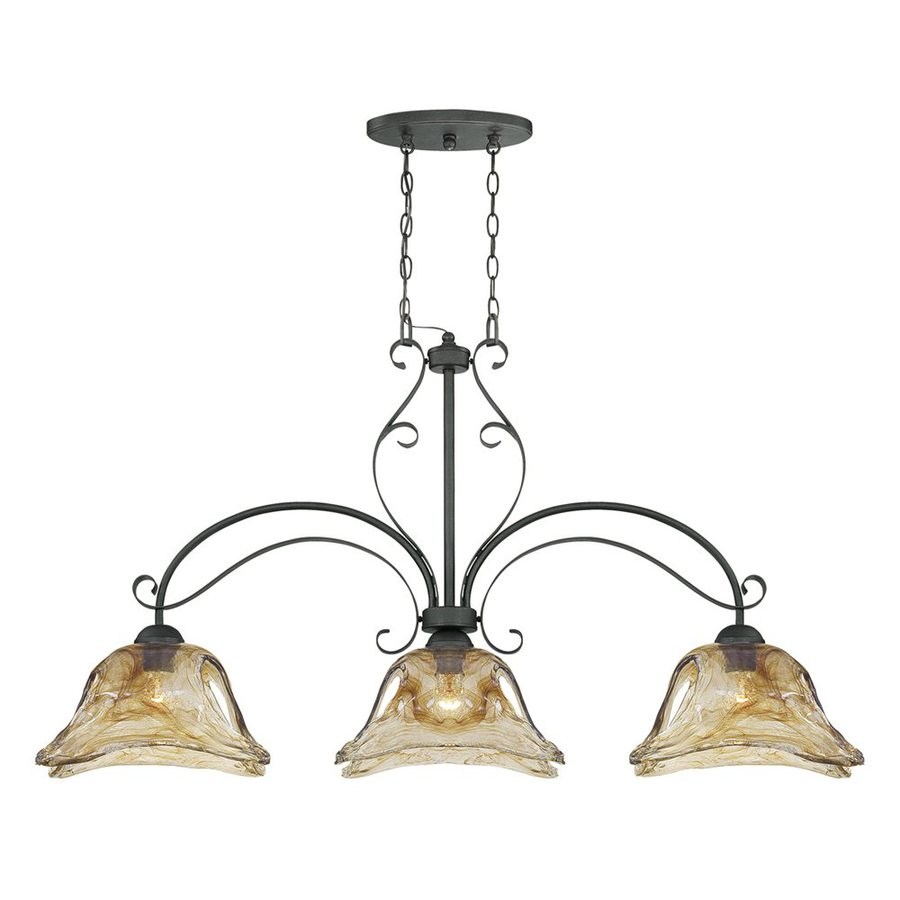 Shop Millennium Lighting Chatsworth 45 5 In W 3 Light