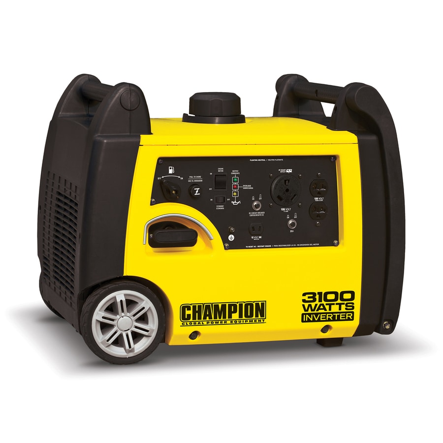 Champion Power Equipment 2800-Running-Watt Inverter Portable Generator Champion Engine
