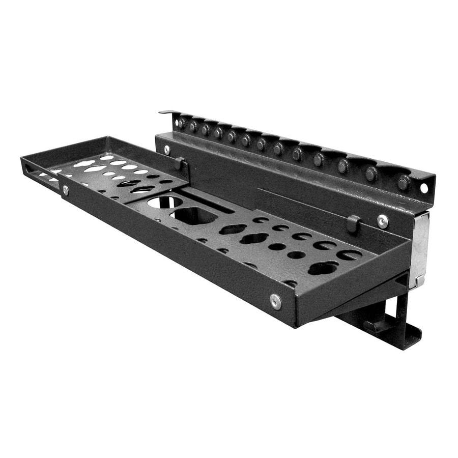 K Tool International 12.75-in Black Steel Power Tool Holder