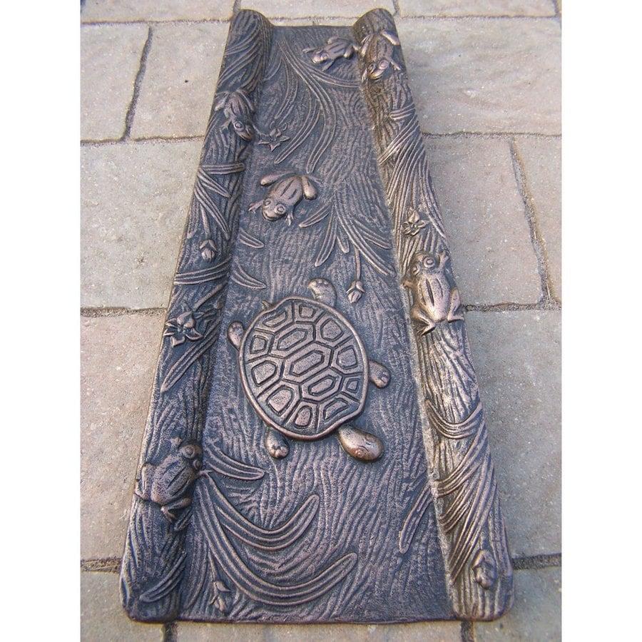 Oakland Living Animals Bronze Finish Cast Aluminum Splash Block