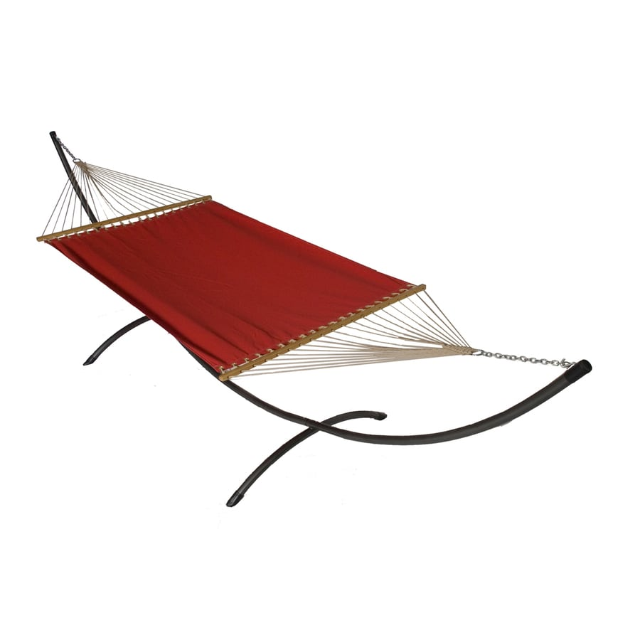 Phat Tommy Outdoor Oasis Jockey Red Fabric Hammock