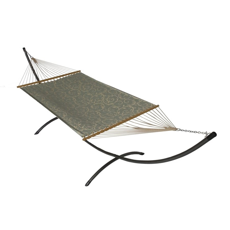 Phat Tommy Outdoor Oasis Cabaret Blue Haze Fabric Hammock