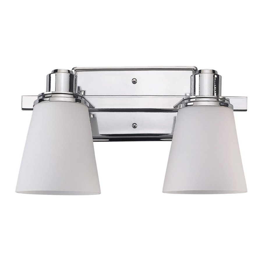 Http Www Lowes Com Pd Canarm 2 Light Chatham Chrome Bathroom Vanity Light 50207521