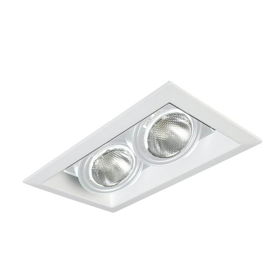 Recessed Lighting Kits For Remodel : Eurofase white remodel construction recessed light