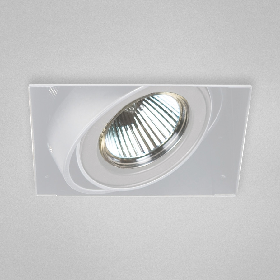 Eurofase White Remodel Construction Recessed Light Kit