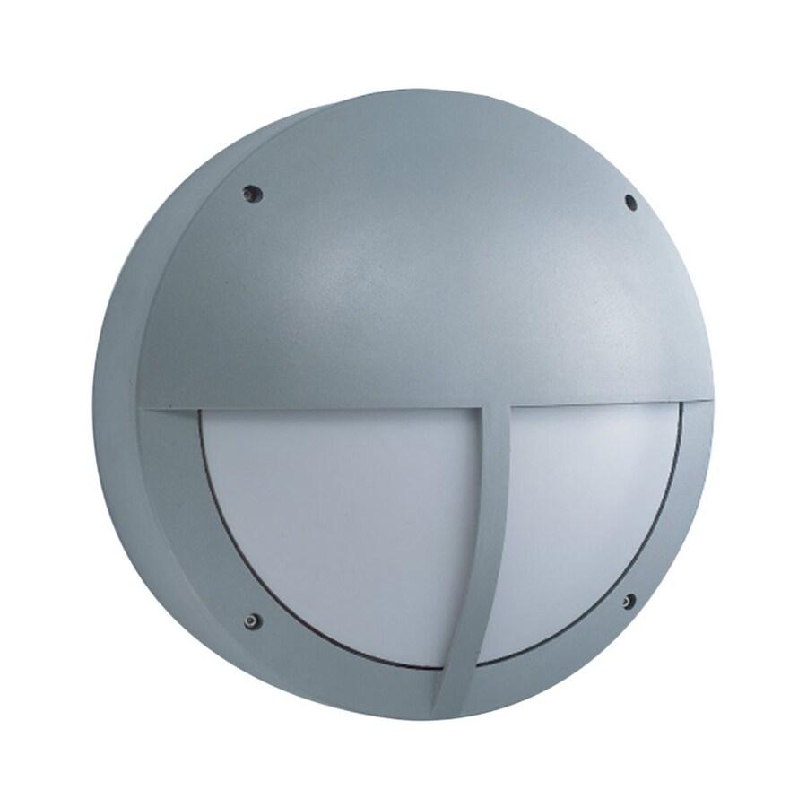 Eurofase 14.5-in H Grey Outdoor Wall Light
