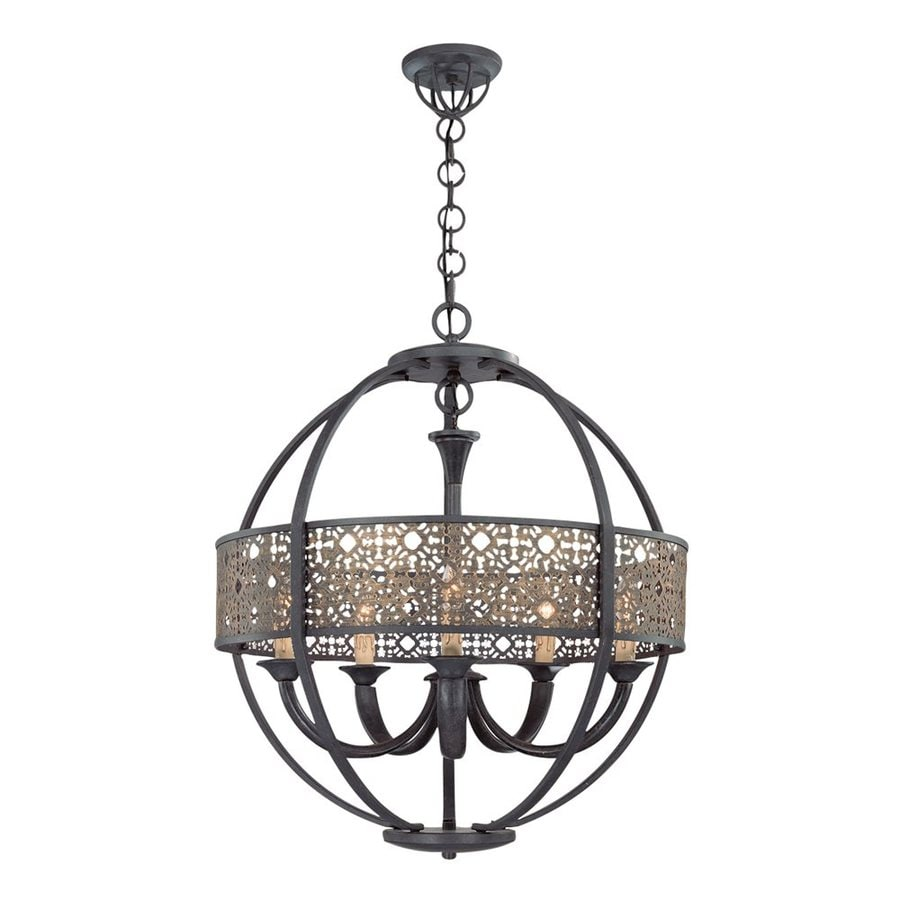 Shop Eurofase Arsenal 28 In 5 Light Ancient Bronze With