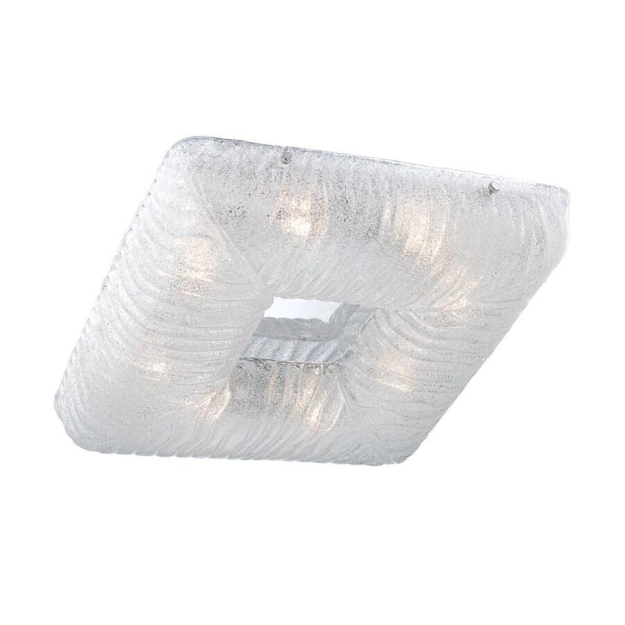 Eurofase Spectra 23.5-in W Fracco Ceiling Flush Mount Light