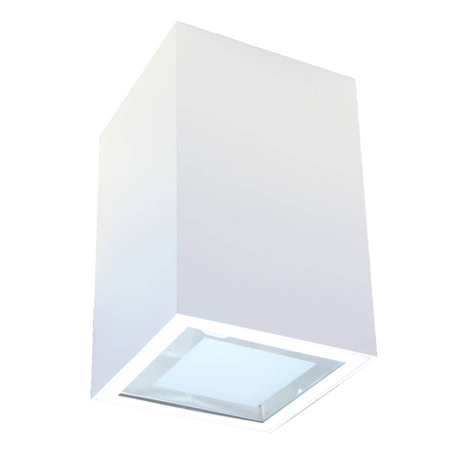 Eurofase 6-in W White Ceiling Flush Mount Light