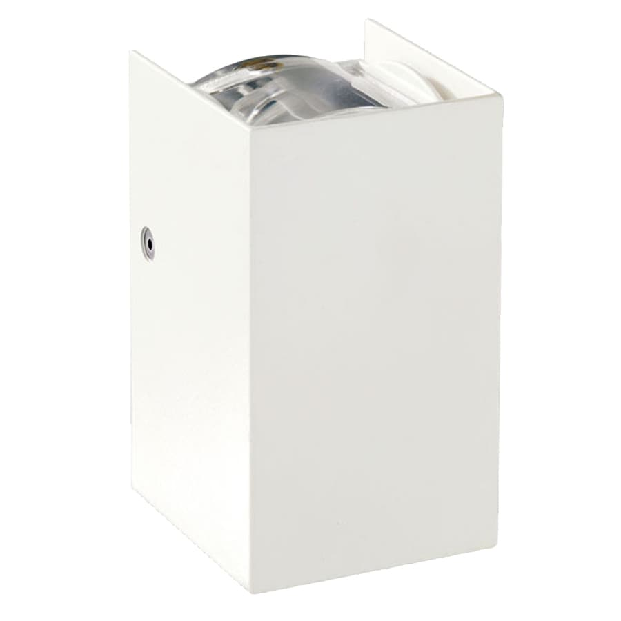 Eurofase Hyrdroled 5.62-in H LED White Outdoor Wall Light