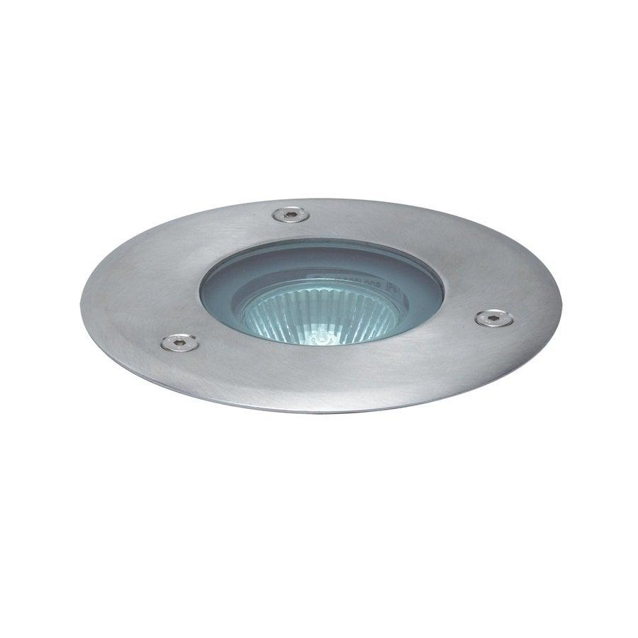 Eurofase 35-Watt Stainless Steel Halogen Well Light