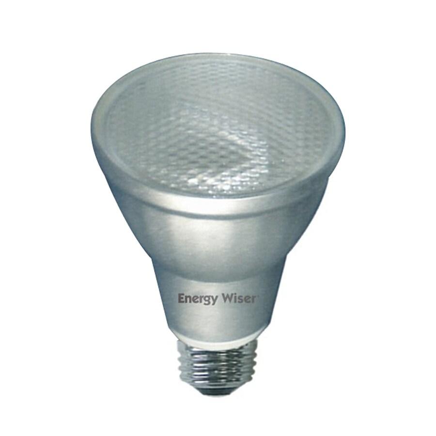 Cascadia Lighting Energy Wiser 2-Pack 9-Watt (35W Equivalent) 3000K Par20 Medium Base (E-26) Soft White CFL Bulb
