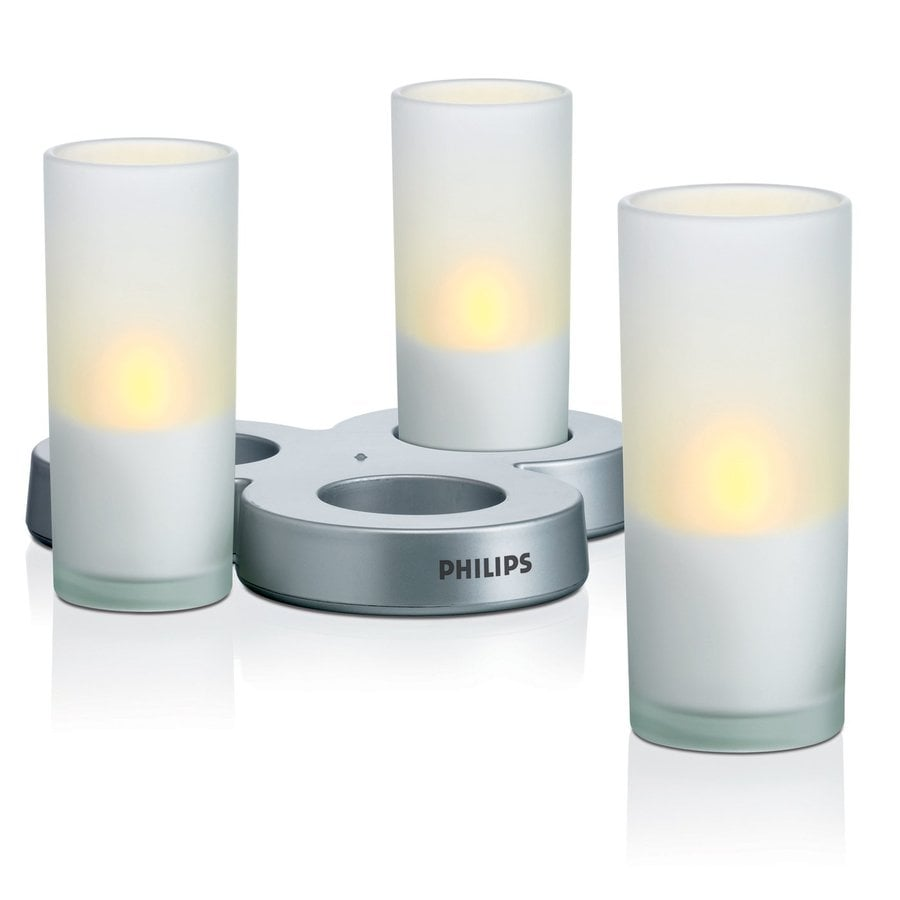 Philips Light Shop In Kolkata: Shop Philips 5-Pack Indoor/Outdoor Dusk-to-Dawn LED White