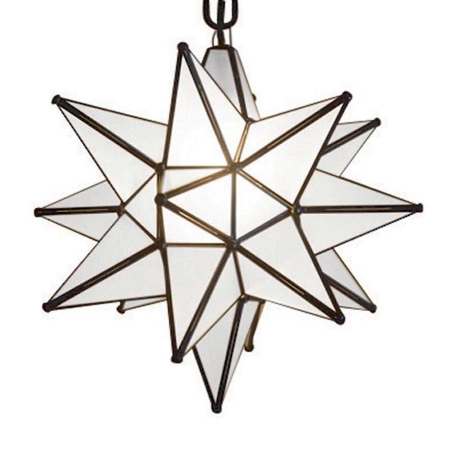 moravian star 15 in bronze plug in single star pendant at. Black Bedroom Furniture Sets. Home Design Ideas