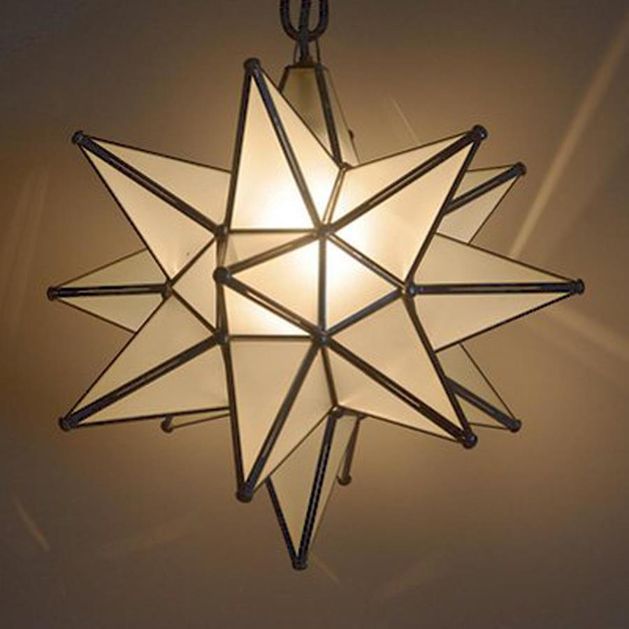 Shoptagr quintana roo moravian star 15 in bronze electrical outlet quintana roo moravian star 15 in bronze electrical outlet single seeded glass star pendant by lowes mozeypictures Choice Image