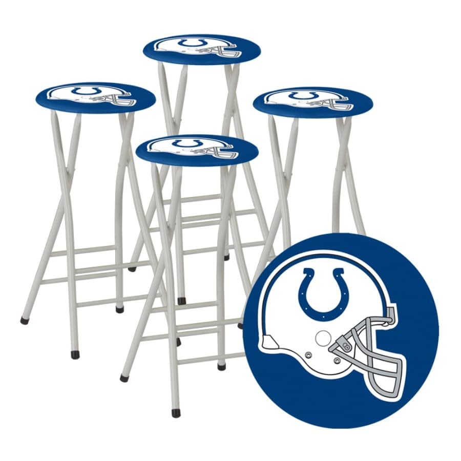 Shop Best of Times Set of 4 Indianapolis Colts 30 in Bar  : 50239365 from www.lowes.com size 900 x 900 jpeg 157kB