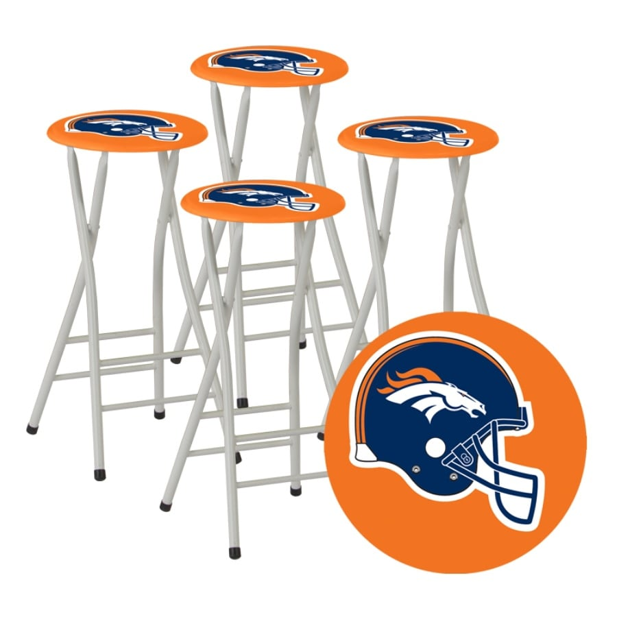 Shop Best Of Times Set Of 4 Denver Broncos 30 In Bar